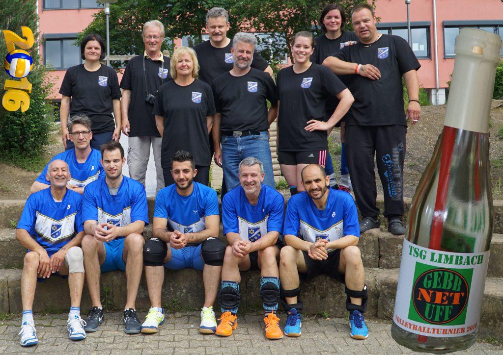 2016-06-04_Zweites_Volleyballturnier_TSG-Limbach_BILD-1